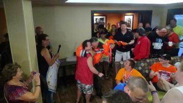 Dream Ride Stop, benefits Special Olympics, Hampton Inn, Hazleton, 8-20-2015 (320)