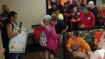 Dream Ride Stop, benefits Special Olympics, Hampton Inn, Hazleton, 8-20-2015 (336)
