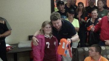 Dream Ride Stop, benefits Special Olympics, Hampton Inn, Hazleton, 8-20-2015 (337)
