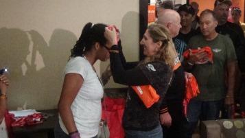 Dream Ride Stop, benefits Special Olympics, Hampton Inn, Hazleton, 8-20-2015 (360)
