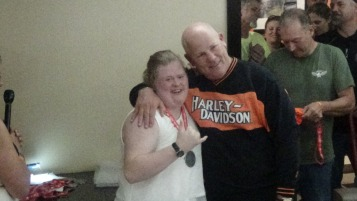 Dream Ride Stop, benefits Special Olympics, Hampton Inn, Hazleton, 8-20-2015 (369)