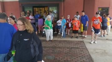 Dream Ride Stop, benefits Special Olympics, Hampton Inn, Hazleton, 8-20-2015 (37)