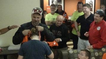 Dream Ride Stop, benefits Special Olympics, Hampton Inn, Hazleton, 8-20-2015 (381)