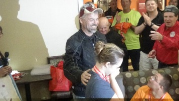Dream Ride Stop, benefits Special Olympics, Hampton Inn, Hazleton, 8-20-2015 (384)