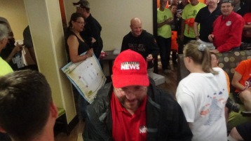 Dream Ride Stop, benefits Special Olympics, Hampton Inn, Hazleton, 8-20-2015 (388)
