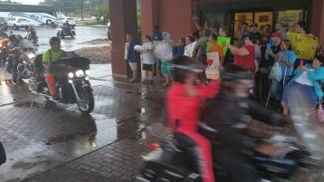 Dream Ride Stop, benefits Special Olympics, Hampton Inn, Hazleton, 8-20-2015 (39)