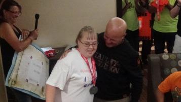 Dream Ride Stop, benefits Special Olympics, Hampton Inn, Hazleton, 8-20-2015 (392)