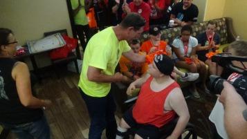 Dream Ride Stop, benefits Special Olympics, Hampton Inn, Hazleton, 8-20-2015 (395)