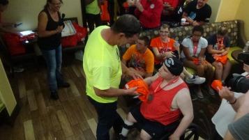 Dream Ride Stop, benefits Special Olympics, Hampton Inn, Hazleton, 8-20-2015 (398)