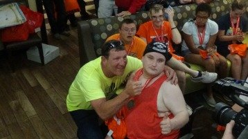 Dream Ride Stop, benefits Special Olympics, Hampton Inn, Hazleton, 8-20-2015 (400)