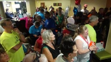 Dream Ride Stop, benefits Special Olympics, Hampton Inn, Hazleton, 8-20-2015 (407)