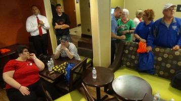 Dream Ride Stop, benefits Special Olympics, Hampton Inn, Hazleton, 8-20-2015 (410)