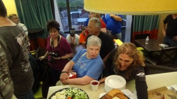 Dream Ride Stop, benefits Special Olympics, Hampton Inn, Hazleton, 8-20-2015 (411)