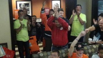 Dream Ride Stop, benefits Special Olympics, Hampton Inn, Hazleton, 8-20-2015 (413)