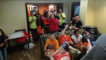 Dream Ride Stop, benefits Special Olympics, Hampton Inn, Hazleton, 8-20-2015 (414)