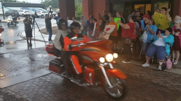 Dream Ride Stop, benefits Special Olympics, Hampton Inn, Hazleton, 8-20-2015 (47)