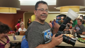 Dream Ride Stop, benefits Special Olympics, Hampton Inn, Hazleton, 8-20-2015 (502)