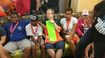 Dream Ride Stop, benefits Special Olympics, Hampton Inn, Hazleton, 8-20-2015 (504)