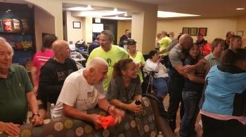 Dream Ride Stop, benefits Special Olympics, Hampton Inn, Hazleton, 8-20-2015 (516)
