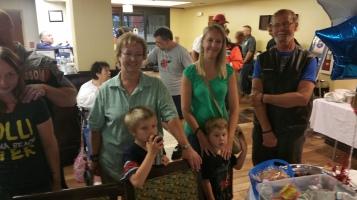 Dream Ride Stop, benefits Special Olympics, Hampton Inn, Hazleton, 8-20-2015 (518)