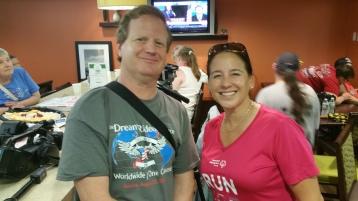 Dream Ride Stop, benefits Special Olympics, Hampton Inn, Hazleton, 8-20-2015 (529)