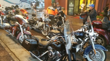 Dream Ride Stop, benefits Special Olympics, Hampton Inn, Hazleton, 8-20-2015 (535)