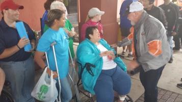 Dream Ride Stop, benefits Special Olympics, Hampton Inn, Hazleton, 8-20-2015 (58)