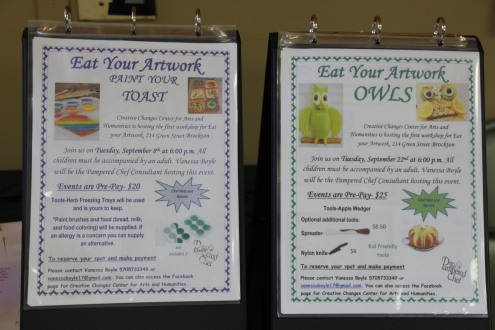 Eat Your Art, Creative Changes Center for Arts and Humanities, Brockton, 8-11-2015 (23)