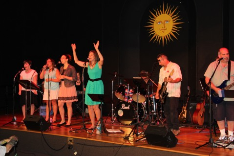 Ecumenical Music, Messages and Fellowship, Tamaqua Community Arts Center, Tamaqua (12)