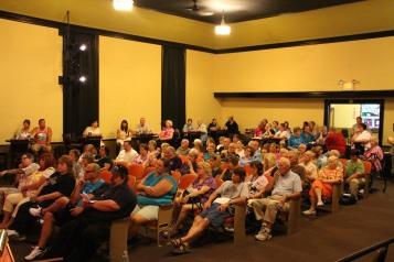Ecumenical Music, Messages and Fellowship, Tamaqua Community Arts Center, Tamaqua (220)