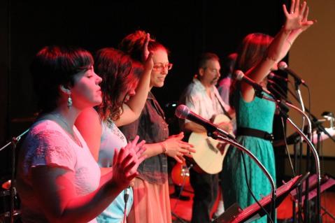 Ecumenical Music, Messages and Fellowship, Tamaqua Community Arts Center, Tamaqua (221)