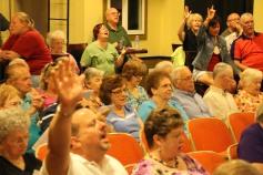 Ecumenical Music, Messages and Fellowship, Tamaqua Community Arts Center, Tamaqua (307)