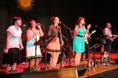 Ecumenical Music, Messages and Fellowship, Tamaqua Community Arts Center, Tamaqua (353)