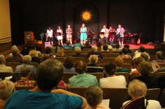 Ecumenical Music, Messages and Fellowship, Tamaqua Community Arts Center, Tamaqua (357)