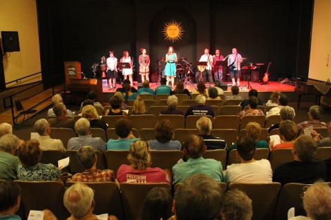 Ecumenical Music, Messages and Fellowship, Tamaqua Community Arts Center, Tamaqua (363)