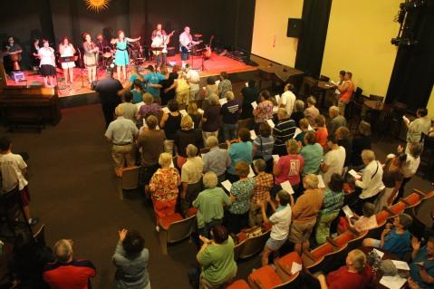 Ecumenical Music, Messages and Fellowship, Tamaqua Community Arts Center, Tamaqua (365)