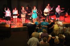 Ecumenical Music, Messages and Fellowship, Tamaqua Community Arts Center, Tamaqua (366)