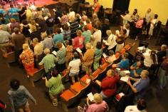 Ecumenical Music, Messages and Fellowship, Tamaqua Community Arts Center, Tamaqua (367)