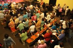 Ecumenical Music, Messages and Fellowship, Tamaqua Community Arts Center, Tamaqua (367)