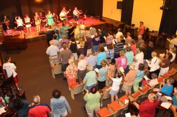 Ecumenical Music, Messages and Fellowship, Tamaqua Community Arts Center, Tamaqua (369)