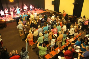 Ecumenical Music, Messages and Fellowship, Tamaqua Community Arts Center, Tamaqua (373)