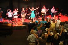 Ecumenical Music, Messages and Fellowship, Tamaqua Community Arts Center, Tamaqua (375)