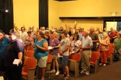 Ecumenical Music, Messages and Fellowship, Tamaqua Community Arts Center, Tamaqua (381)