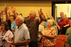 Ecumenical Music, Messages and Fellowship, Tamaqua Community Arts Center, Tamaqua (392)
