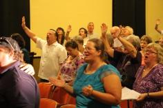 Ecumenical Music, Messages and Fellowship, Tamaqua Community Arts Center, Tamaqua (400)