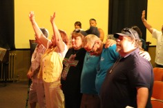 Ecumenical Music, Messages and Fellowship, Tamaqua Community Arts Center, Tamaqua (406)
