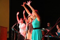 Ecumenical Music, Messages and Fellowship, Tamaqua Community Arts Center, Tamaqua (444)