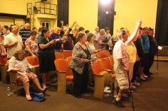 Ecumenical Music, Messages and Fellowship, Tamaqua Community Arts Center, Tamaqua (447)