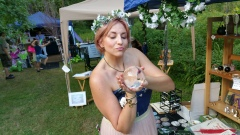 Faerie FanFaire Festival, Fairies, Stonehedge Gardens, South Tamaqua, 8-22-2015 (103)