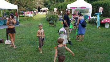 Faerie FanFaire Festival, Fairies, Stonehedge Gardens, South Tamaqua, 8-22-2015 (143)